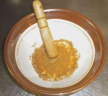 make sesame sauce