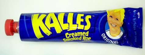 Kalles Creamed Smoked Roe