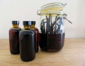 home made vanilla extract