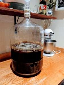 Fermenting a Brown Ale