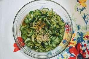 Sunomono Salad Recipe