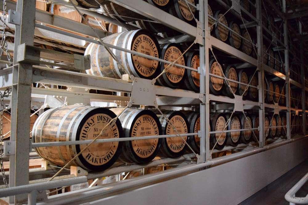 whiksy-barrels