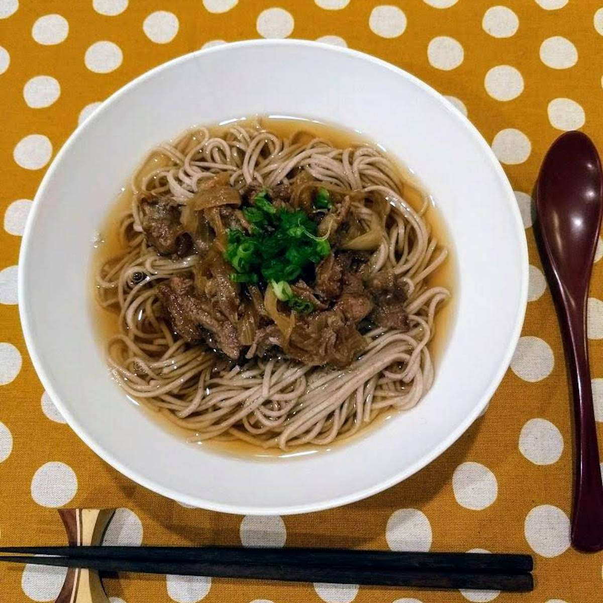 Japanese Simmered Beef