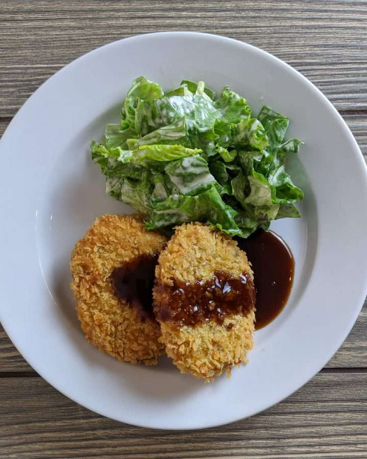 Kabocha Croquettes Featured Image