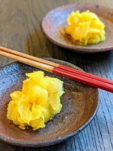 Japanese Pickled Sushi Ginger