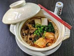 Kimchi Nabeyaki