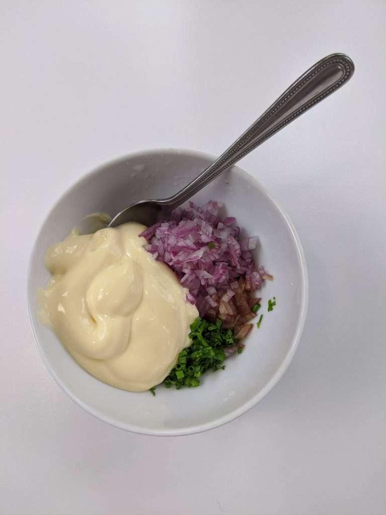 Salmon Cakes_Tartar Sauce