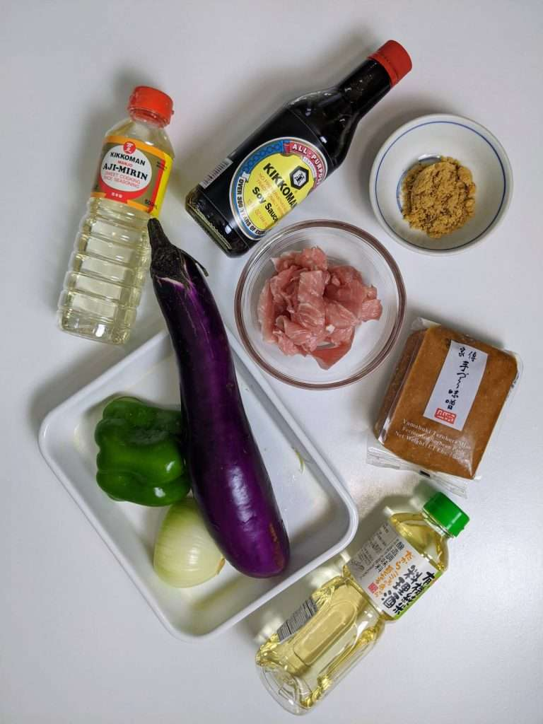 Miso Itame_Ingredients