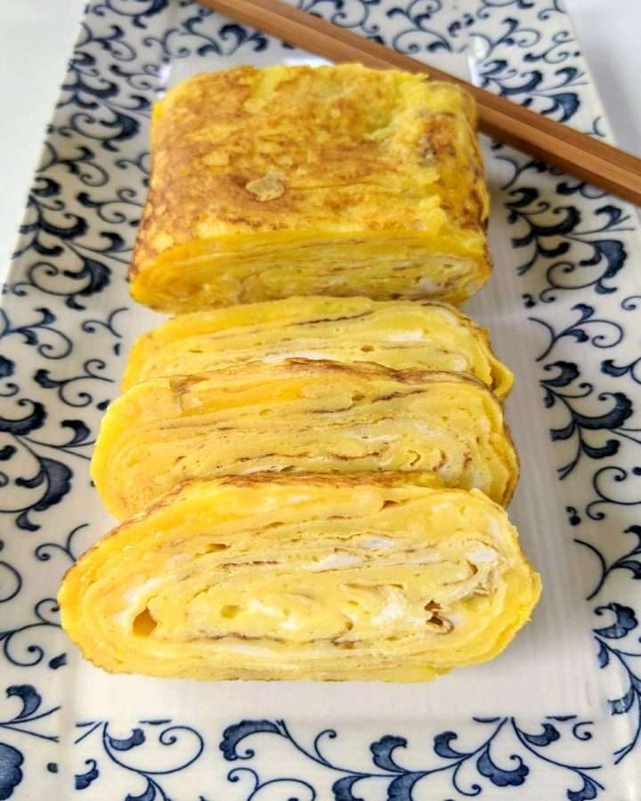 Tamagoyaki Recipe The Japanese Kitchen