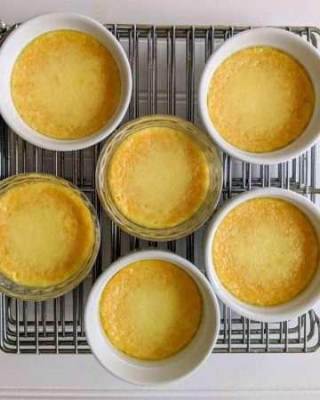 Sweet Potato Creme Brulee Recipe
