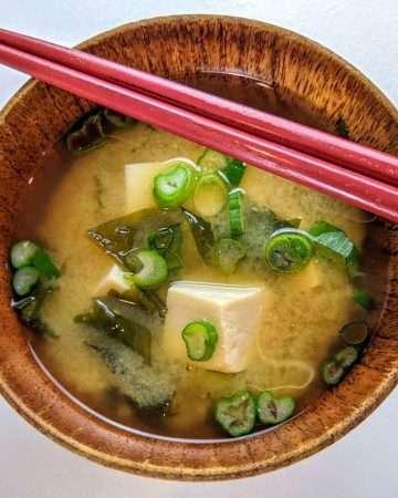 Simple Delicous Miso Soup
